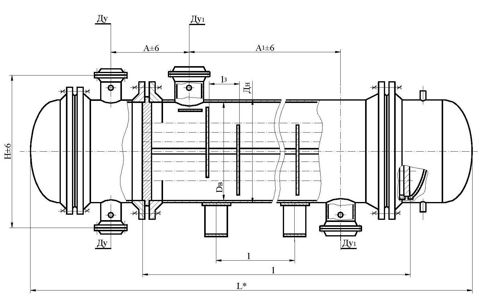 Теплообменник трубки диметром 25 2 как снять вторичный теплообменник на газовом котле навьен