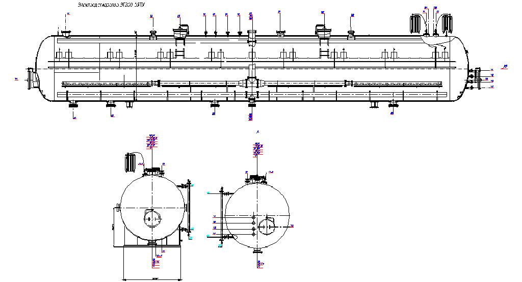 Электродегидратор ЭГ200-10 ТУ